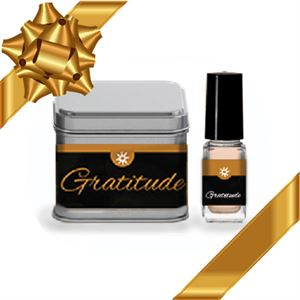 Picture of Gratitude Holiday Candle